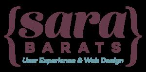 Sara Barats freelance web designer user experience design wordpress website design near me montgomery county